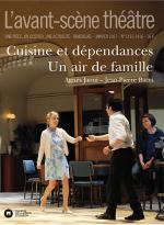 cuisine et dépendances / un air de famille | l'avant-scène théâtre